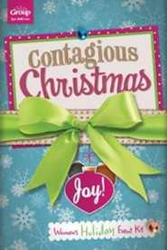 Contagious Christmas Women's Holiday Event Kit  -