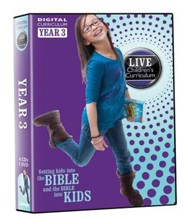 Live Children's Curriculum, Volume 3