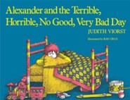 Alexander and the Terrible, Horrible, No Good, Very Bad Day, Edition 0002