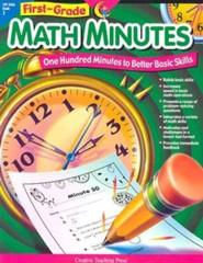 1st-Grade Math Minutes