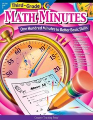 3rd-Grade Math Minutes  -     By: Alaska Hults