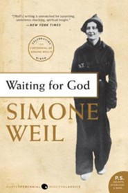 Waiting for God  -     By: Simone Weil