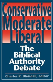Conservative Moderate Liberal   -     By: Charles Blaisdell