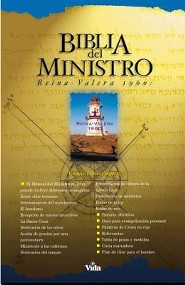 Biblia del Ministro-RV 1960 = Minister's Bible-RV 1960, Imitation Leather, Black, Thumb Index