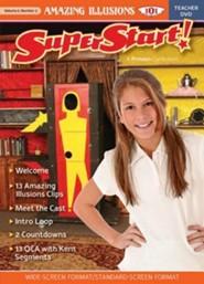 SuperStart! Amazing Illusions 101, Teacher DVD, Volume 2, Number 3