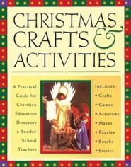 Christmas Crafts and Activities Book