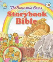 The Berenstain Bears Storybook Bible  -     