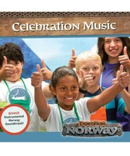 Expedition Norway VBS 2016: Celebration Music CD