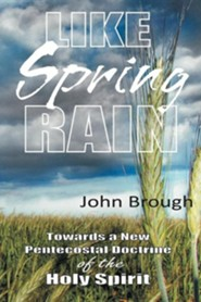 Like Spring Rain: Towards a New Pentecostal Doctrine of the Holy Spirit.