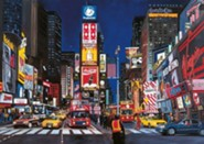 Time Square 1000 Piece Puzzle