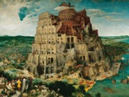 The Tower of Babel, 5000 Piece Puzzle   -