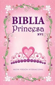 Biblia Princesa NVI, Hardcover, Printed - Imperfectly Imprinted Bibles