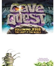 Cave Quest VBS 2016: Publicity Posters, pack of 5