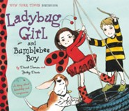 Ladybug Girl and Bumblebee Boy  -     By: Jacky Davis, David Soman