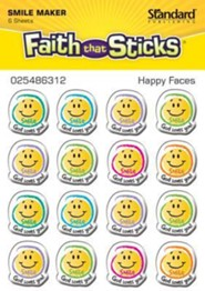 Happy Faces  -              By: Brigid Naglich (Illustrator)                   Illustrated By: Brigid Naglich