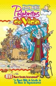 NVI Santa Biblia Palabritas de Vida: La Nueva Biblia de Estudio de Los Ni OS de Hispanoam Rica