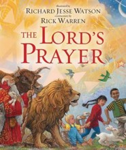 The Lord's Prayer, boardbook   -     By: Rick Warren