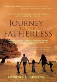 Journey to the Fatherless: Preparing for the Journey of Adoption, Orphan Care, Foster Care and Humanitarian Relief for Vulnerable Children