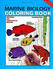 The Marine Biology Coloring Book, 2e, Edition 0002