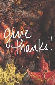 Give Thanks! (Pack of 25) / New edition