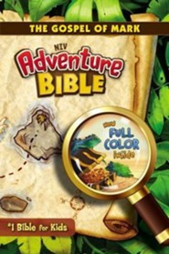 NIV Adventure Bible: The Gospel of Mark - Shipper Pack, 24-Pack - Softcover