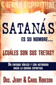Satanas Es Su Nombre, Strongman's His Name  -     By: Jerry Robeson