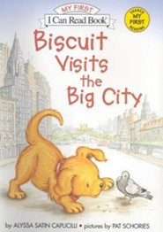 Biscuit Visits the Big City  -     By: Alyssa Satin Capucilli     Illustrated By: Pat Schories