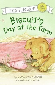 Biscuit's Day at the Farm  -     By: Alyssa Satin Capucilli     Illustrated By: Pat Schories