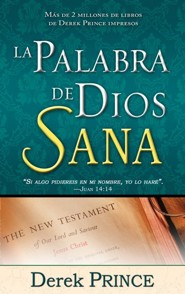 Gods Word Heals, Spanish   -     By: Derek Prince