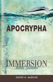 Immersion Bible Studies-Apocrypha