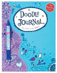 Doodle Journal: My Life in Scribbles [With Pens/Pencils]