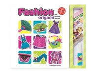 Fashion Origami: Fold Dazzling Designs [With Sequins and Glue and 80 Sheets of Patterned Paper and Ribbon]
