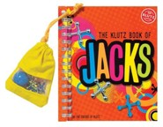 The Klutz Book of Jacks [With Multi-Colored Jacks, Rubber Ball, Fabric Pouch]  -