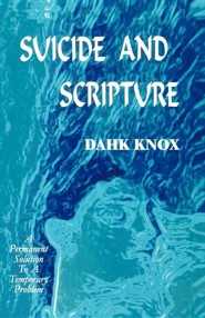 Suicide and Scripture