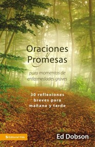 Oraciones y promesas, Prayers and Promises When Facing a Life-Threatening Illness  -     