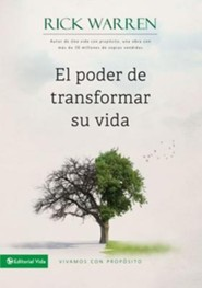poder de transformar su vida, Power Changes Your Life  -     By: Rick Warren