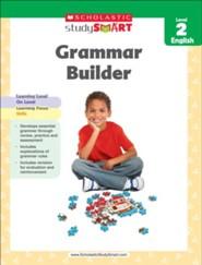 Scholastic Study Smart Grammar Builder Grade 2