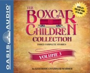 #38: Boxcar Collection - unabridged audiobook on CD  -     By: Gertrude Chandler Warner