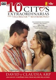 10 citas extraordinarias para vigorizar su matrimonio DVD, 10 Great Dates to Energize Your Marriage DVD