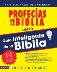 Profec&#237as de la biblia, Prophecies of the Bible  -     By: Daymond R. Duck, Larry Richards