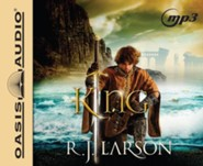 #3: King Unabridged Audiobook on CD  -     By: R.J. Larson & Brooke Sanford Heldman (Narrator)