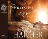 A Promise Kept - unabridged audiobook on CD