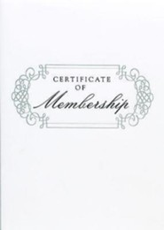 Abingdon Select Collection Certificate - Membership