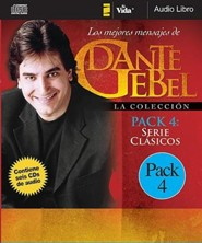 Serie Cl&#225sicos, Classics Serie Unabridged Audio CD  -     By: Dante Gebel