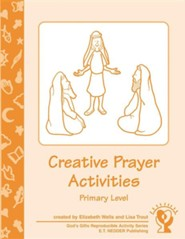 Creative Prayer Activities: Intermediate Level