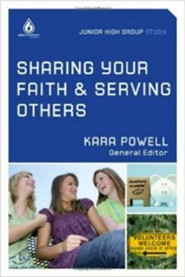 Uncommon: Sharing Your Faith and Serving Others: Junior High Study Group - Slightly Imperfect  -