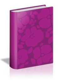 Santa Biblia Thompson Edicion Especial Para El Estudio Biblico-Rvr 1960, Imitation Leather, Pink/Purple  -
