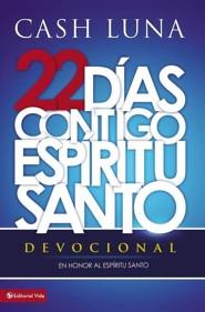 22 Días Contigo, Espíritu Santo  (22 Days with You, Holy Spirit)
