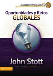 Grandes oportunidades y retos para el cristianismo hoy, Issues Facing Christians Today: Global