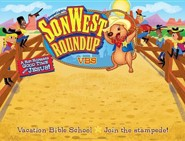 SonWest Roundup: Promotional Banner